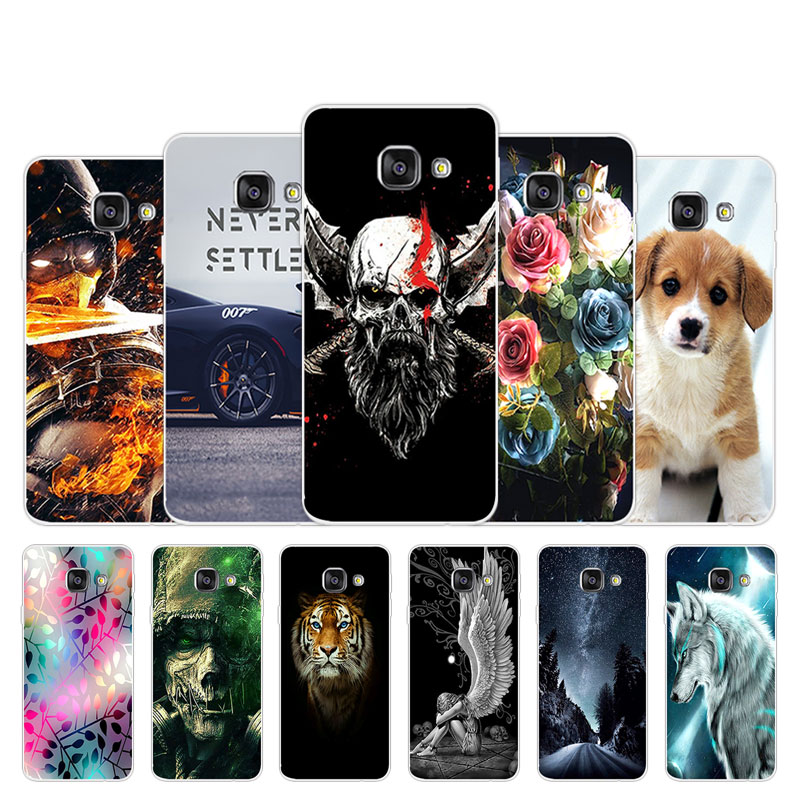 for <font><b>Samsung</b></font> <font><b>Galaxy</b></font> <font><b>A3</b></font> <font><b>2016</b></font> Transparent Gel Soft TPU Phone Case 4.7