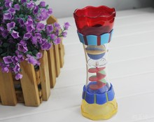 1pc baby bath toy scoop water swimming beach rotating cylinder flow observation Cup kids and children