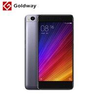 Original Xiaomi Mi5s Mi 5S 3GB RAM 64GB ROM Mobile Phone Snapdragon 821 Quad Core 5.15