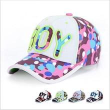 Fashion Women Baseball Cap Men Camouflage Letters Casual Cap Adjustable Unisex Visor Caps letters badges printed baseball cap