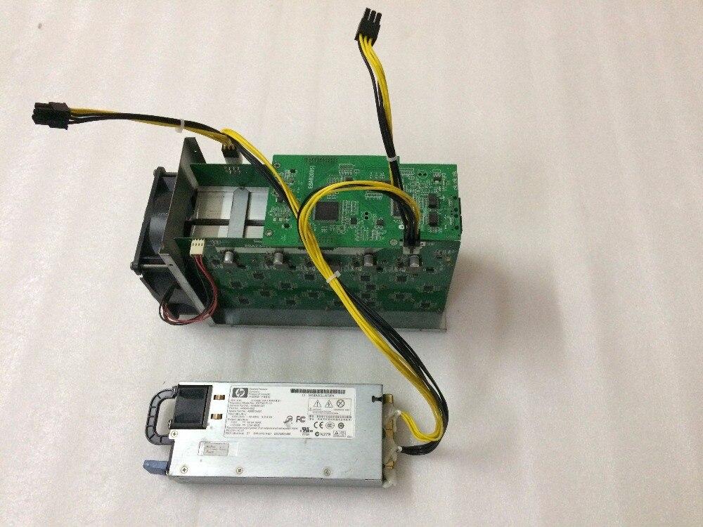 SilverFish 25M Litecoin Miner Scrypt Miner the power supply 420w better than ASIC miner Zeus 25M Litecoin