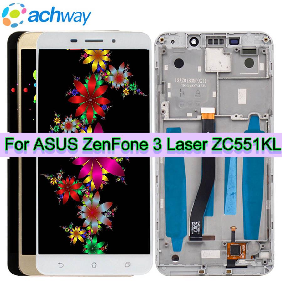 ZenFone 3 Laser/ ZC551KL Z01BDC LCD
