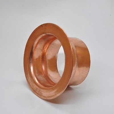 85mm End Feed Copper Insert Liner Pipe Fitting for flange