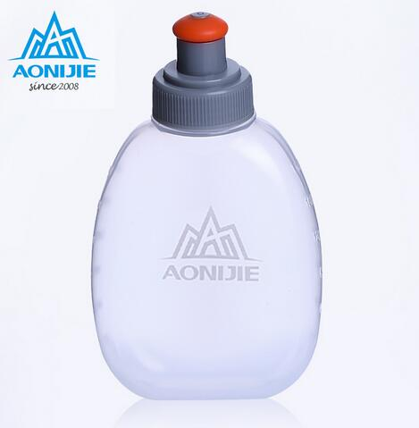 AONIJIE 170/250l Outdoor Sport Bottle Hydro Soft Flask Running Hiking Camping Gym Fitness Bicycle Water Canteen Kettle