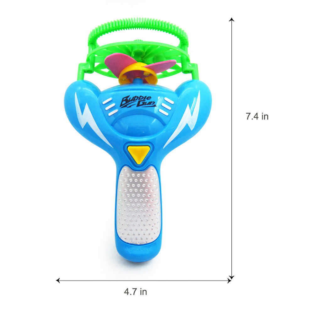 Мыло машина с пузырями пистолет для мыльных пузырей Электрический игрушки Bubble автоматический выдувальщик пузырьков Машины Игрушки для летняя игрушка для детей D300304
