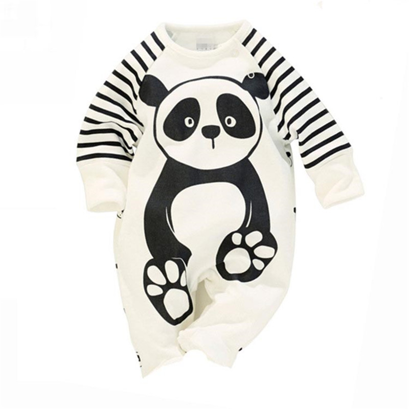 Baby Rompers Spring Baby Boy Clothes Cotton Baby Girl Clothes Autumn Newborn Baby Clothes Cartoon Roupas Bebe Infant Jumpsuits
