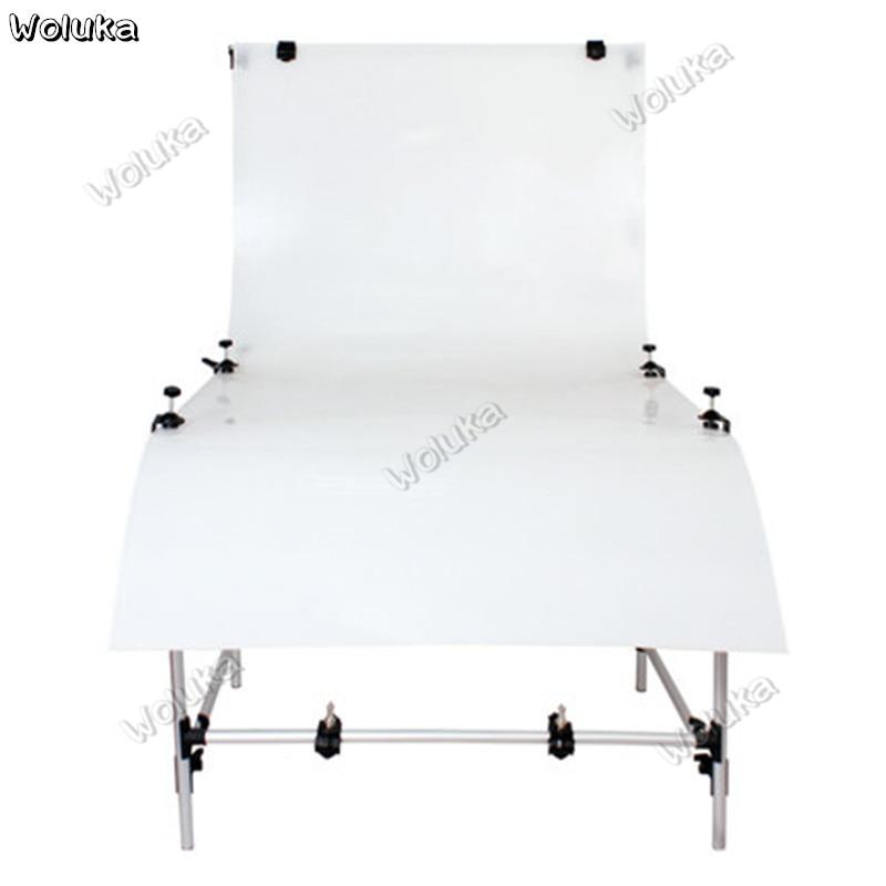 Still Life Table 60*100cm Photography Table Folding Portable Photo Studio Equipment Fotografia Pvc Photo Background Cd50 T10 Photo Studio Accessories