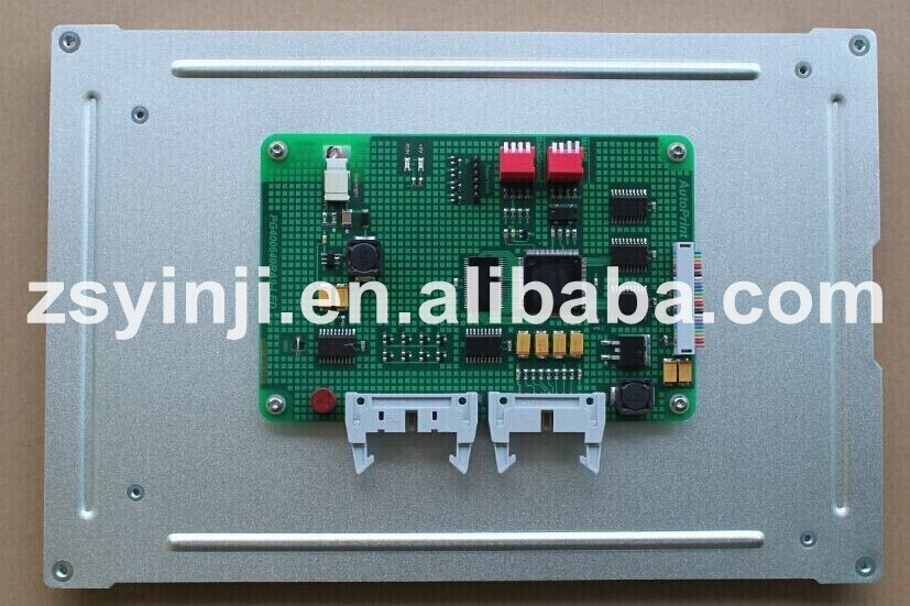 """Pg640400ra4 Electronic Display 9.4"""" Cp Tronic Compatible Lcd Panel For Cd/sm102"""