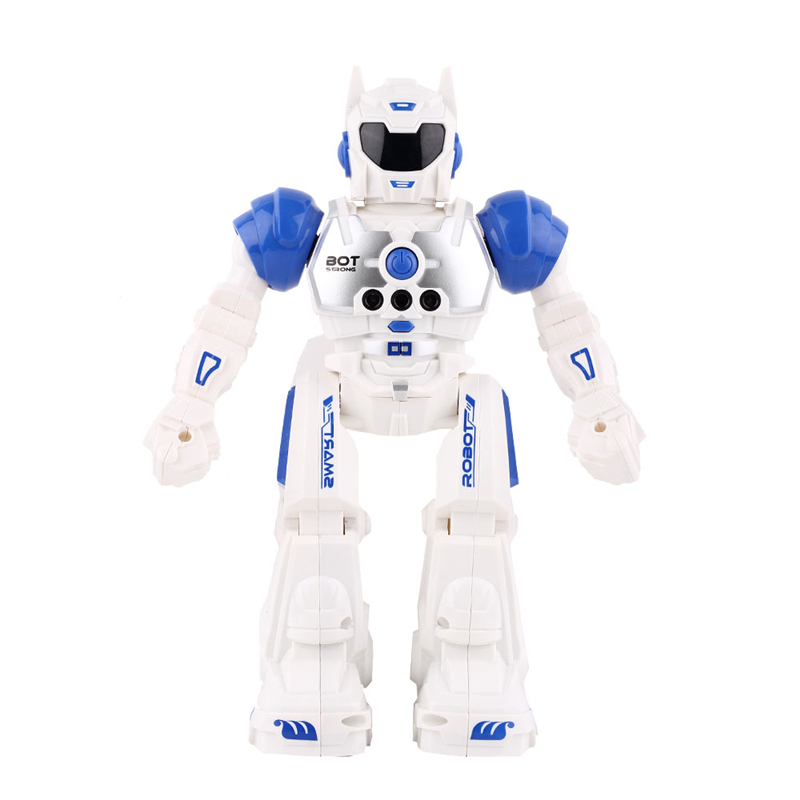 Intelligent RC Robot Movement Programming Gesture Sensor Control Singing Dancing Display Robot Toy for Kids Birthday Gift the best educational toy versatile albott intelligent robot toys dancing singing story multifunction rc fighting toy for gift