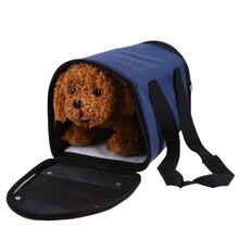 Dog Carriers Dog Bags Travel Pet Corduroy Colorful Cat Carrier Bag Soft 1.5-4kg Fit-able Weight