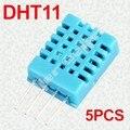 Бесплатная Доставка 10 ШТ. DHT11 Цифровой Датчик Температуры и Влажности