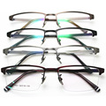 New Edition Including Too Lang Fund Myopia Spectacle Frame Korean Restore Ancient Ways Light Metal Small Round Frame Glasses