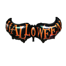 1pc Halloween Party Decoration Foil Balloons Inflatable Baloons Spider Pumpkin Ghost Balloon Birthday Adults