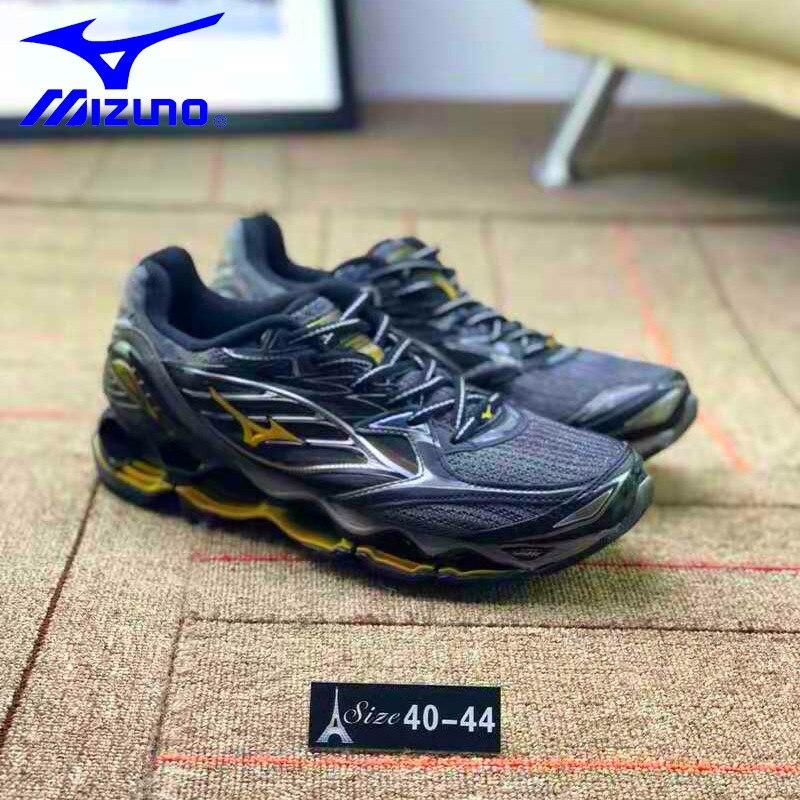 Original Mizuno Wave Prophecy 6 Professional Men Shoes Breathable Outdoor Sport Weight Lifting Shoes zapatillas hombre deportiva