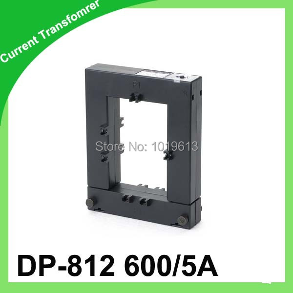 split core current transformer low voltage current transformer for energy meter DP-812 600/5 class:1 2.5VA 400 5a split current transformer for amp meter
