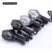 Für SUZUKI GSF 600/650/1200/1250 N/S Bandit Motorradzubehör Vorne/Hinten GEFÜHRT Blinker Leuchtmelder Blinker Lampe