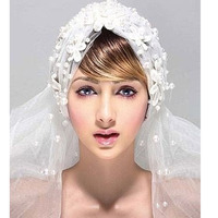 3M Lace Appliques Edge Cathedral Length Sequin Bridal Veil Long Wedding Veil Chic Shiny Bridal Veil Wedding Accessories 2018 hot