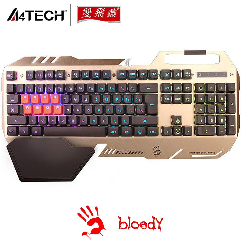 Gaming Keyboards Mechanical Feeling Keyboard