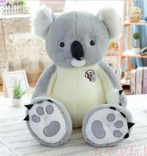 90cm Cute koala doll plush toys large pillow doll children birthday gift for girls
