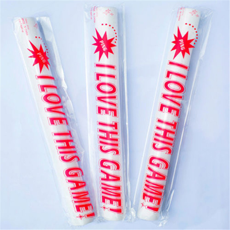 105pcs Colorful Glow Stick Flashing LED Light Stick For Wedding Birthday Festival Party Cheering Sponge Foam Stick Glow In Dark