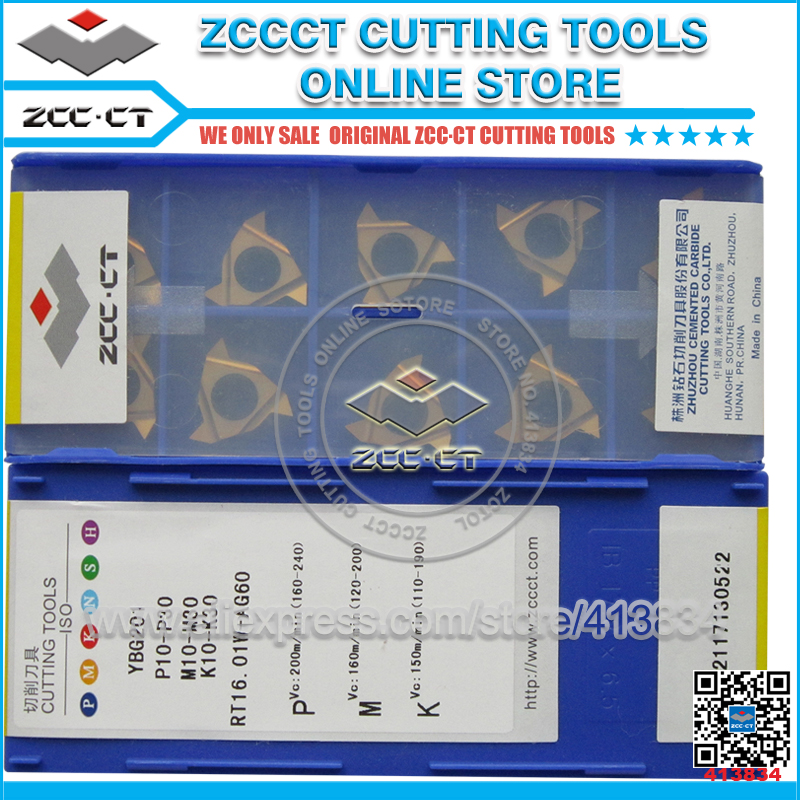 ZCCCT cutting tools cnc turning tool carbide inserts 1 pack