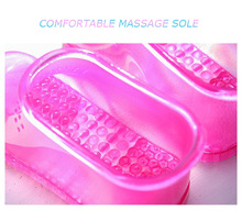 Foot Massaging Household Relaxation Slipper For Soak Therapy
