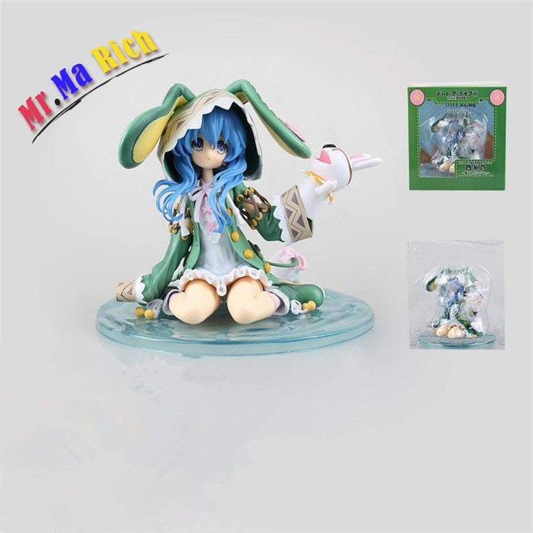 """15cm Anime Date A Live Yoshino Hermit HOT Sexy Girl Figure PVC 5.90"""" Collection Hobby Model Doll Best Gift Cosplay Toy"""