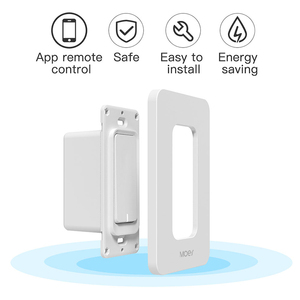 Image 5 - US WiFi Smart Wall Light Switch Dimmer Mobile APP Remote Control No Hub Required Works with Amazon Alexa Google Home IFTTT