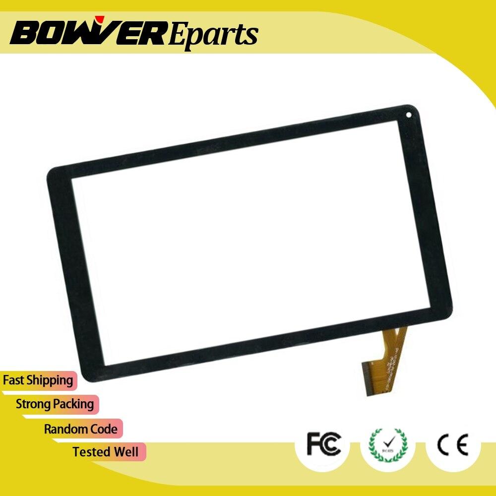 + Pantalla táctil de 10,1 pulgadas HXD-1012A1 DH-1012A2-FPC062-V6.0 para DIGMA OPTIMA 10,7 TT1007AW 10,8 TS1008AW 3G Tablet