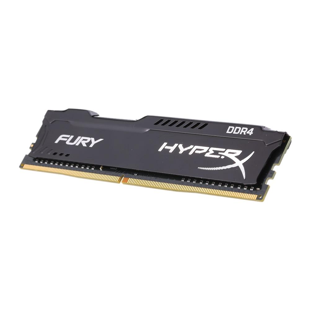 Kingston HyperX FURY 4g 2400 mhz 8 gb Speicher RAM DDR4 Ram DIMM Speicher Intel Memory Stick ram Desktop PC Computer Gaming Player RAM