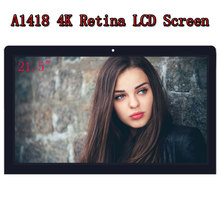 Hot SELL NEW Original LM215UH1 SD A1 21.5″ A1418 4K Retina LCD Screen with Glass Assembly For imac Late 2015 MK452 661-02990