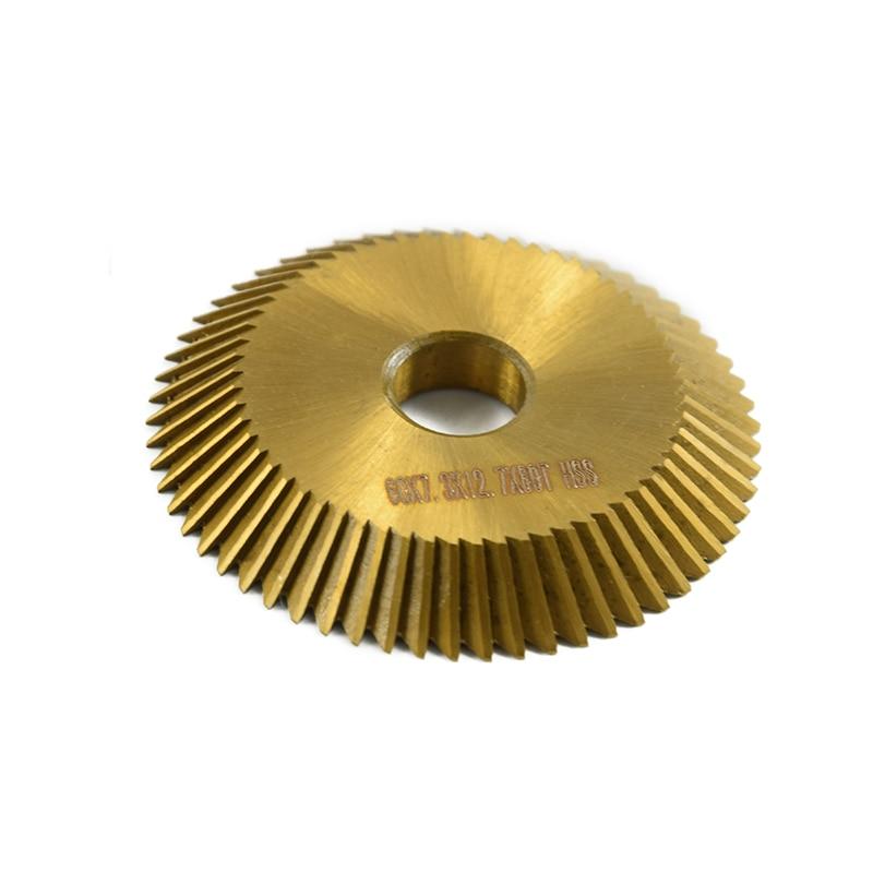 P252 60 * 7,3 * 12,7 mm ašmenys, skirti raktinių mašinų raktų - Rankiniai įrankiai - Nuotrauka 4