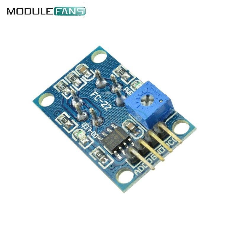 MQ-7 Угарный газ CO датчик сигнализации модуль обнаружения для Arduino