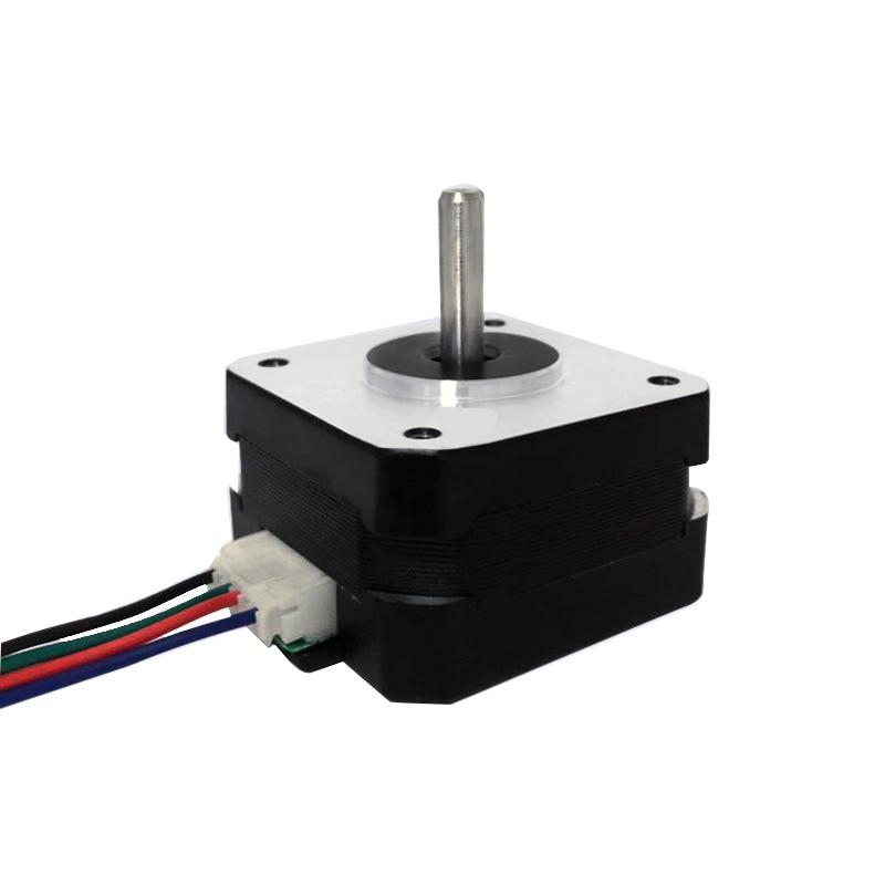 Nema 17 42 Stepper Motor 23mm 0.42N.m 1.5A For 3D Print Step Motor 4023
