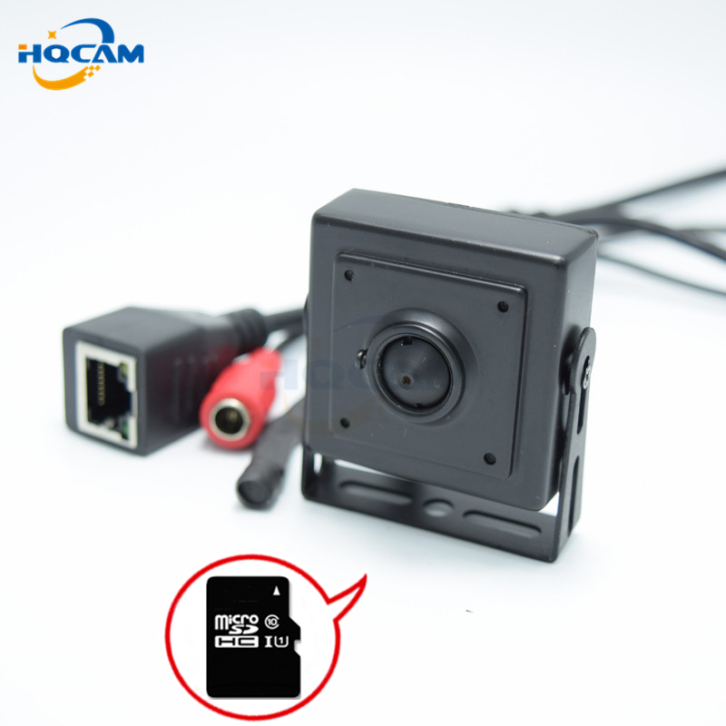 HQCAM 1080P 15fps TF Card slot Audio Mini IP Camera Home Security Camera IP Camera Indoor CCTV IP Camera support TF Card slot цены онлайн