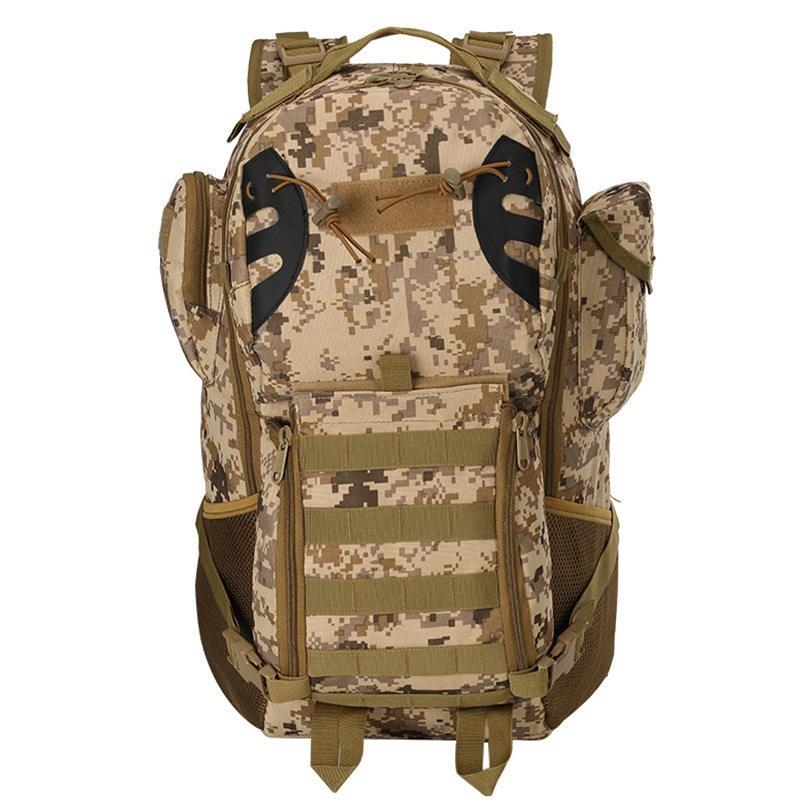 45l Molle System Backpacks For Mens Designer Laptop Backpack Army Travel Bag Large Military Luggage Mochila Masculina Rugzak in Backpacks from Luggage Bags