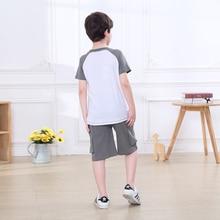 Children Boys Sportswear Casual Wear Set