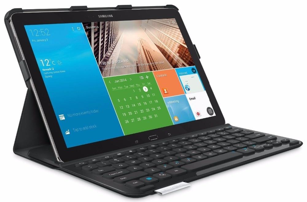 Fashion Brand Keyboard for samsung galaxy note pro 12.2 P900/P901/P905 tablet pc for  samsung P900/P901/P905 keyboard