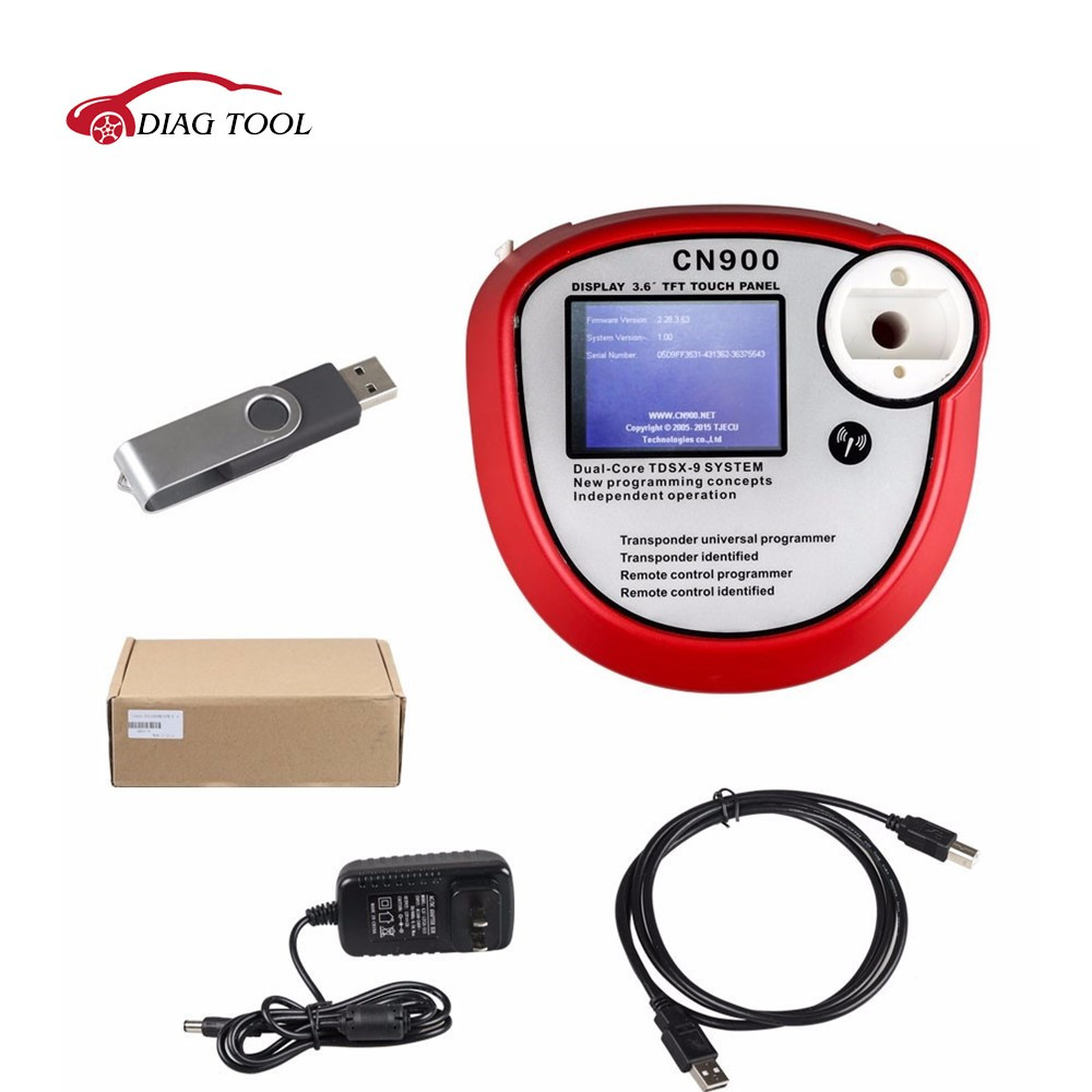 Worldwide delivery cn900 key programmer in Adapter Of NaBaRa