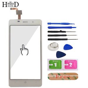 Image 3 - 5.0 Touch Panel For Leagoo M5 Touch Screen Digitizer Panel Repair Parts Touchscreen Front Glass Lens Sensor Free Adhesive Gift