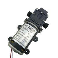 משאבת מים חשמלי 12 וולט איכות הטובה ביותר 8L/min DC 100 W קטן סוג דיאפרגמה בלחץ גבוה שסתום תמורה משאבת מים חשמלית
