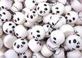 10cm Jumbo Panda Bun Squishy Cell Phone Charms Kawaii Panda Buns Key Bag Strap Squishes