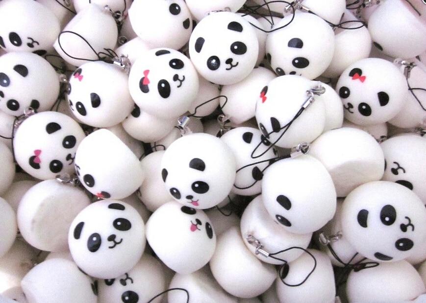 Popular Panda Bun Squishy-Buy Cheap Panda Bun Squishy lots from China Panda Bun Squishy ...