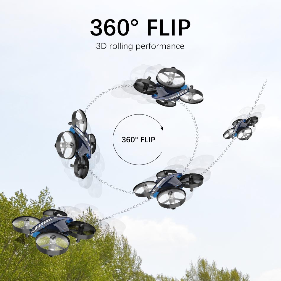 Mini Drone Dron Quadcopter Remote contral RC Drone 1