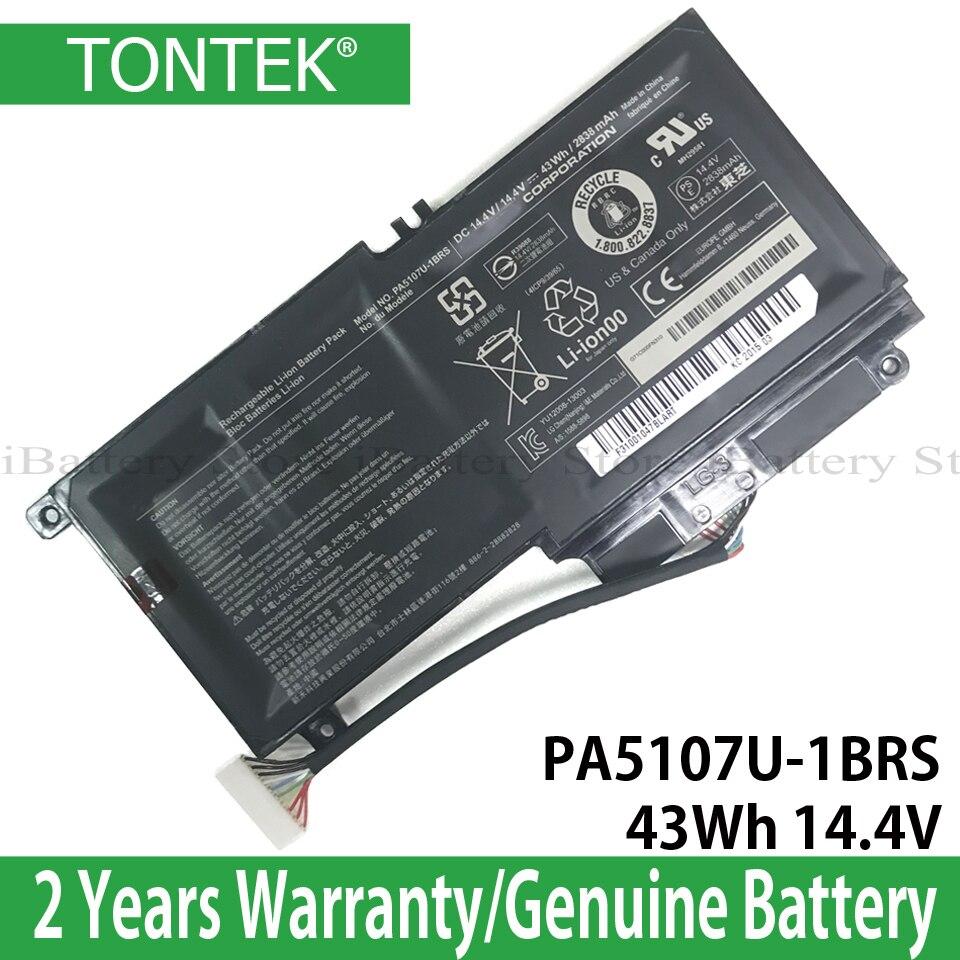 Genuine PA5107U-1BRS Battery For Toshiba Satellite L45D L55 L55t P50 P55 L50 S55 Series P000573230