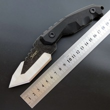 Eafengrow EF98 Fixed Blade Knife 440C Blade+G10Handle Outdoor Tactical Survival Knife Camping Hunting Knife Pocket Tool Knife hight quality camping tactical knife fixed blade hunting knife outdoor survival knives rescue tool straight knife