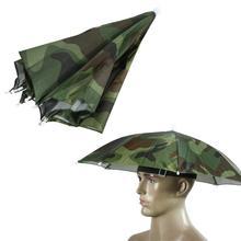 Складной дождевик, шапка для рыбалки, головной убор, зонтик для рыбалки, пеших прогулок, пляжная кепка, головные уборы, уличное снаряжение для кемпинга, рыболовные снасти