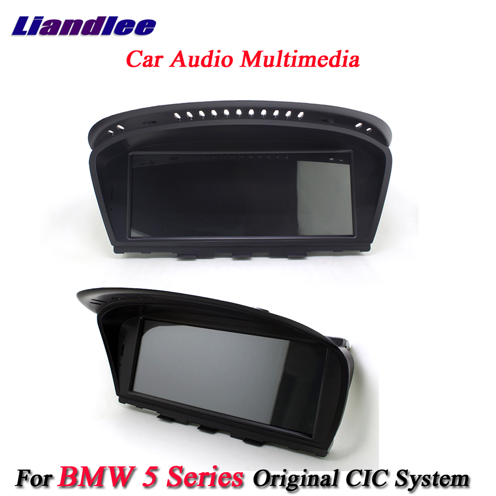 Liandlee For BMW 5 Series E60 E61 E62 E63 2009~2010 Android Original CIC System Radio Idrive Wifi GPS Navi Navigation Multimedia-in Car Multimedia Player from Automobiles & Motorcycles    3