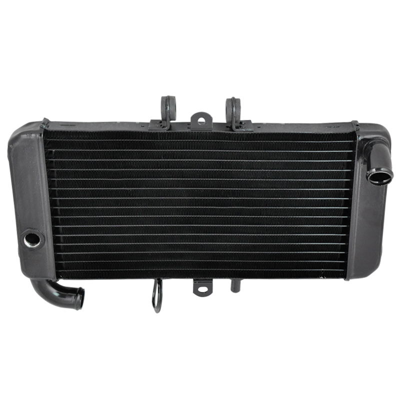 LOPOR Motorcycle Aluminium Cooling Radiator For Honda CB400 SUPER FOUR 1992-1998 CB 400 92 93 94 95 96 97 98 CB400SF New free shipping motorcycle accessories modified for honda cb400 1992 1998 vtec 99 07 new high water pump assembly