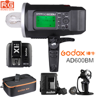 Godox AD600BM 600W HSS 1 8000 2 4G Wireless Outdoor Flash Photography Lights Trigger X1T S